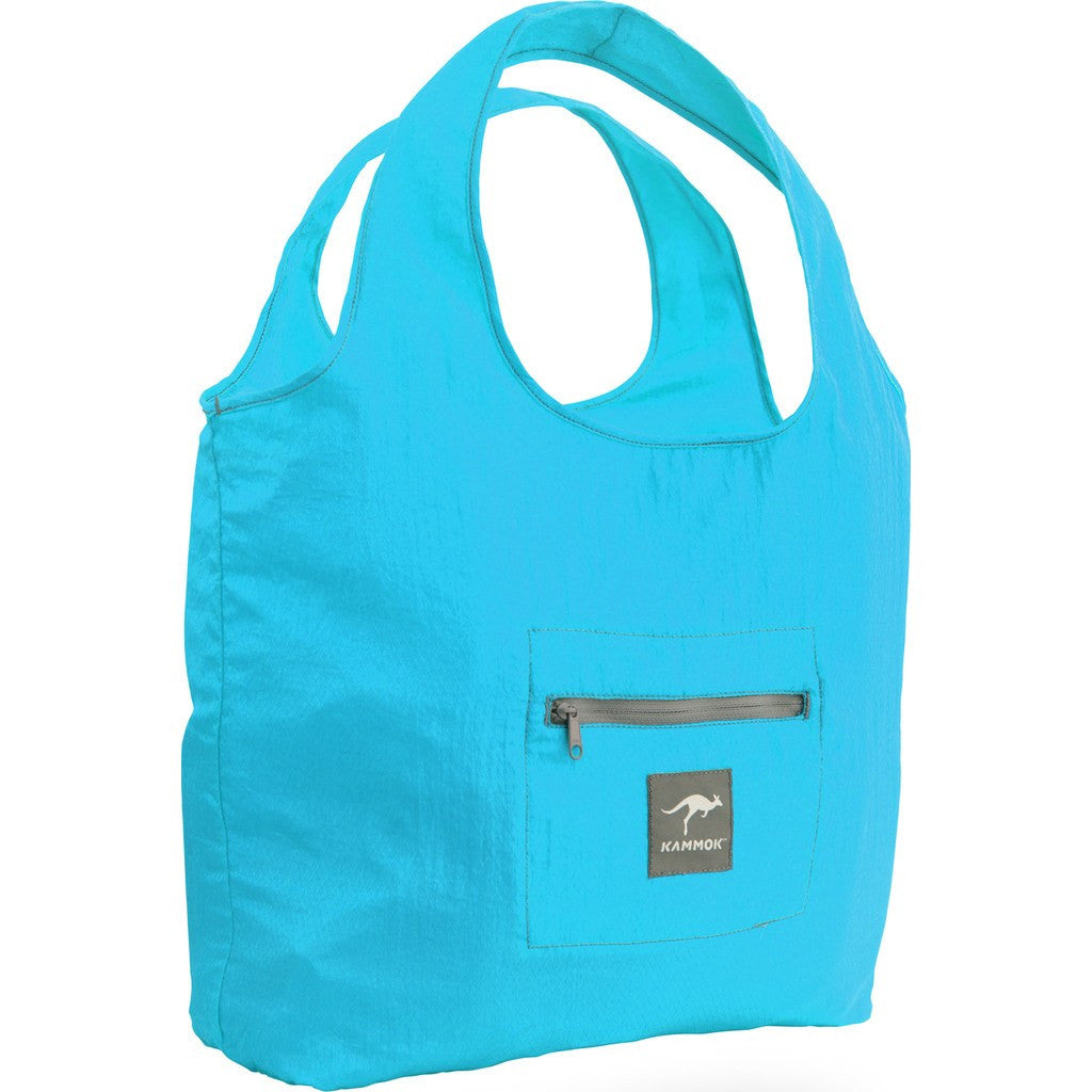Kammok Packable Tote Bag | Nakuru Blue