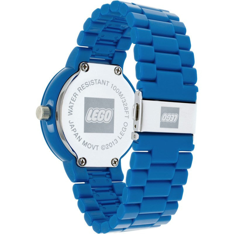 Lego Brick Adult Watch | Blue