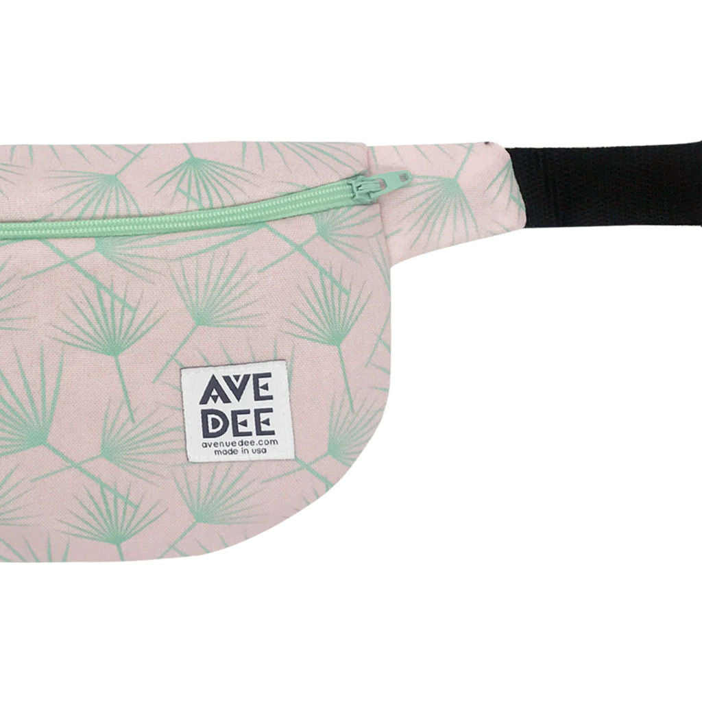 Avenue Dee Fanny Pack | Blush Cabana- 10073