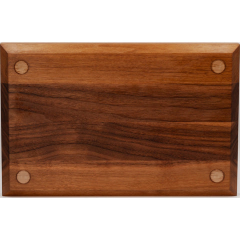 Lignum Mini Wood Cutting Board | Walnut