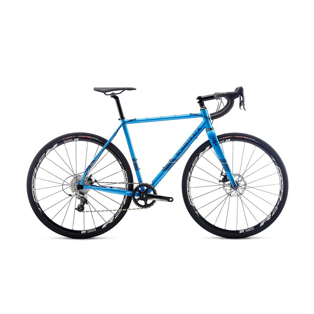 Bombtrack Hook 2 700c Cyclocross Bicycle, 49 cm | Blue