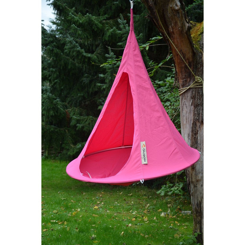 Cacoon Bonsai Children's Hanging Hammock | Fuchsia BF011