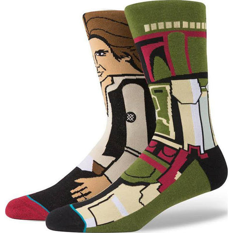 Stance Bounty Men's Socks | Green L