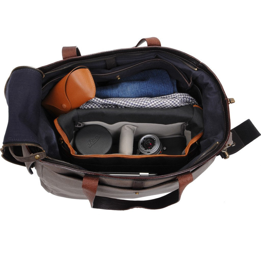 ONA Bowery Camera Sling Bag | Smoke