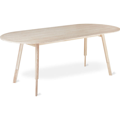 Gus* Modern Bracket Dining Table - Oval