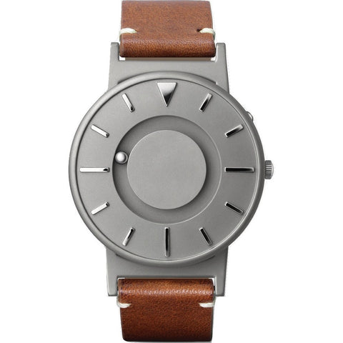 Eone Bradley Classic Watch | Cognac Leather