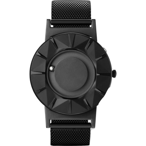 Eone Bradley Element Watch | Black Steel Mesh