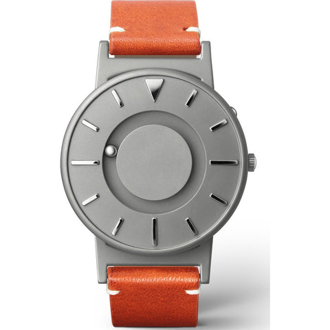 Eone Bradley x KBT Watch | Orange Leather