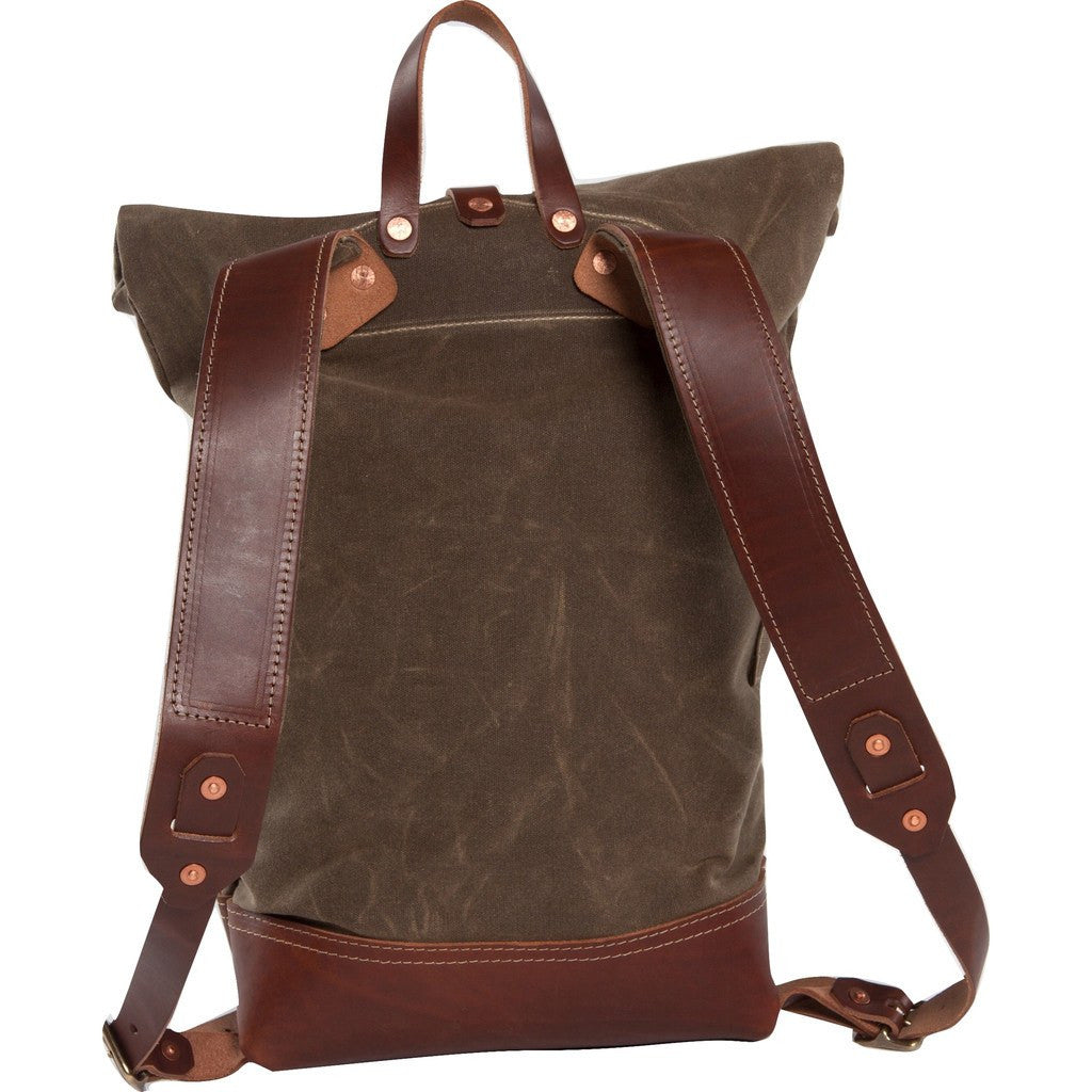 Bradley Mountain Biographer Backpack | Field Tan BMBIOFT01