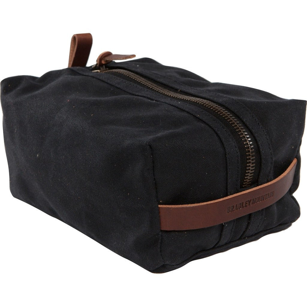 Bradley Mountain Dopp Kit | Black BMDOPBK01