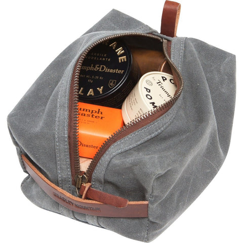 Bradley Mountain Dopp Kit | Charcoal BMDOPCH01