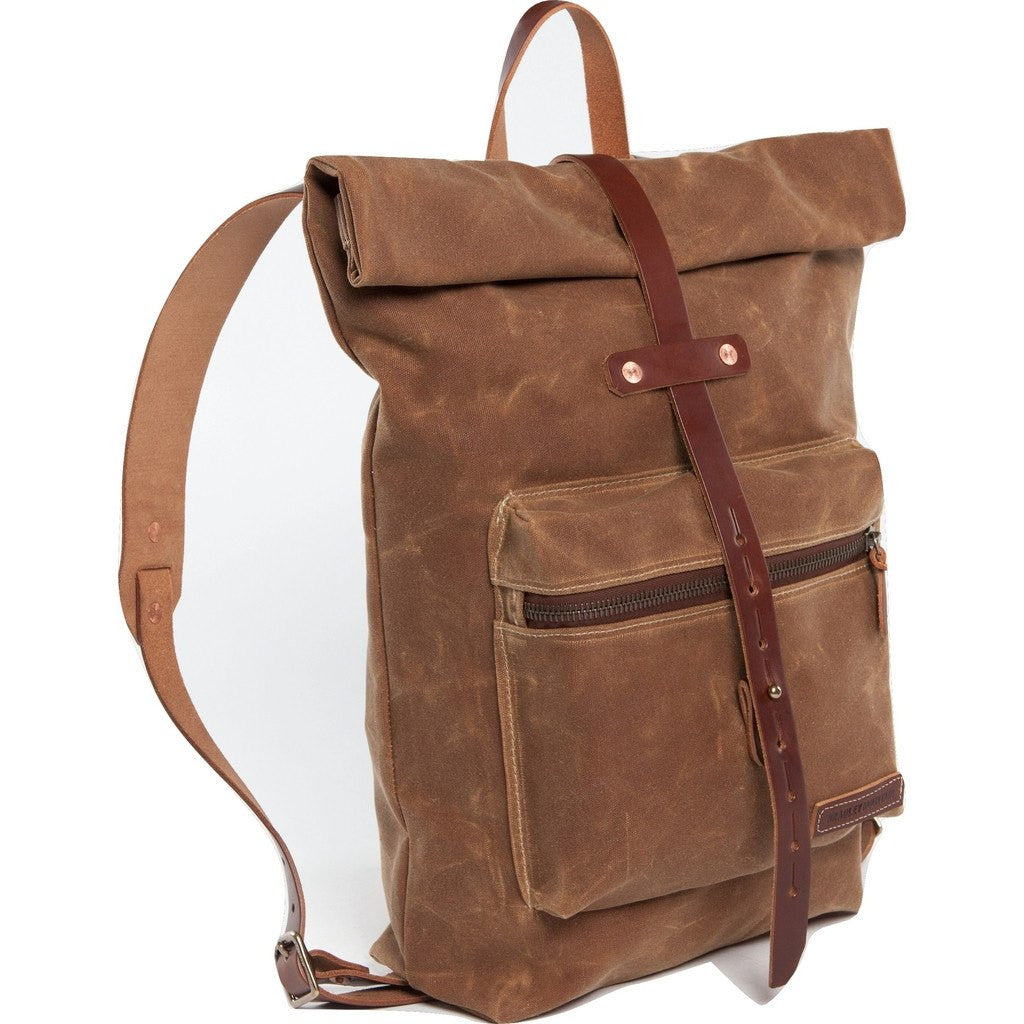 Bradley Mountain Day Pack Backpack | Brush Brown BMUBGBB01
