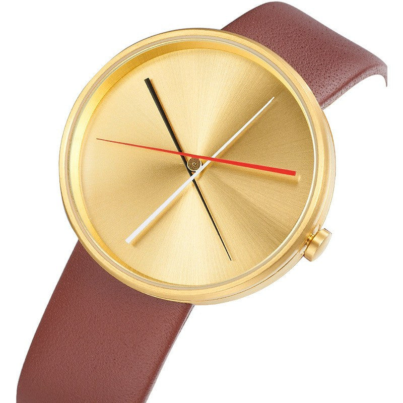 Projects Watches Denis Guidone Crossover Watch | Brass