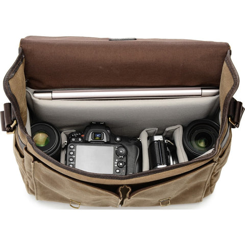 ONA Brixton Camera Messenger Bag | Field Tan ONA5-013RT