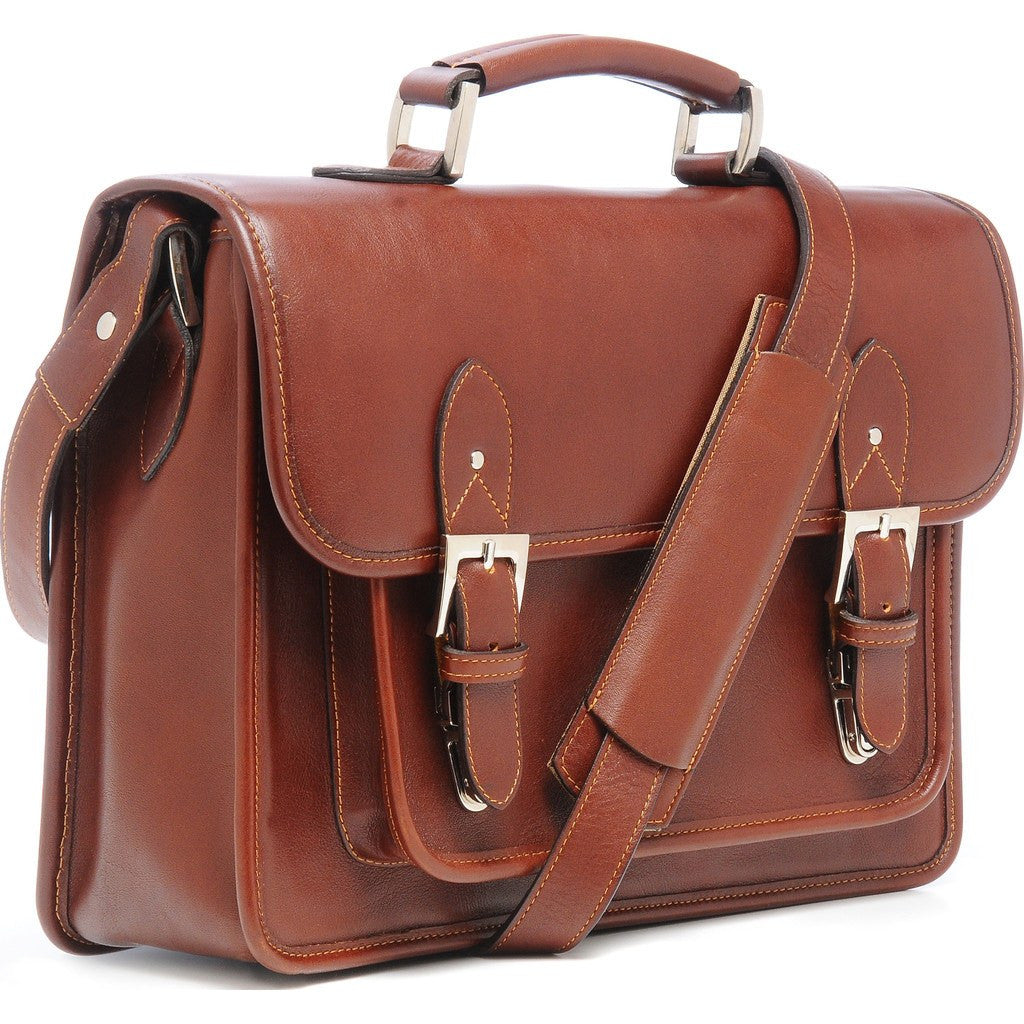 ONA Brooklyn Camera Messenger Bag | Chestnut ONA007BR