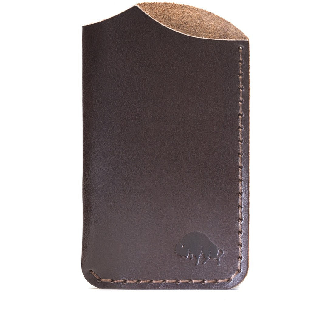 Ezra Arthur No. 1 Wallet | Brown CW121