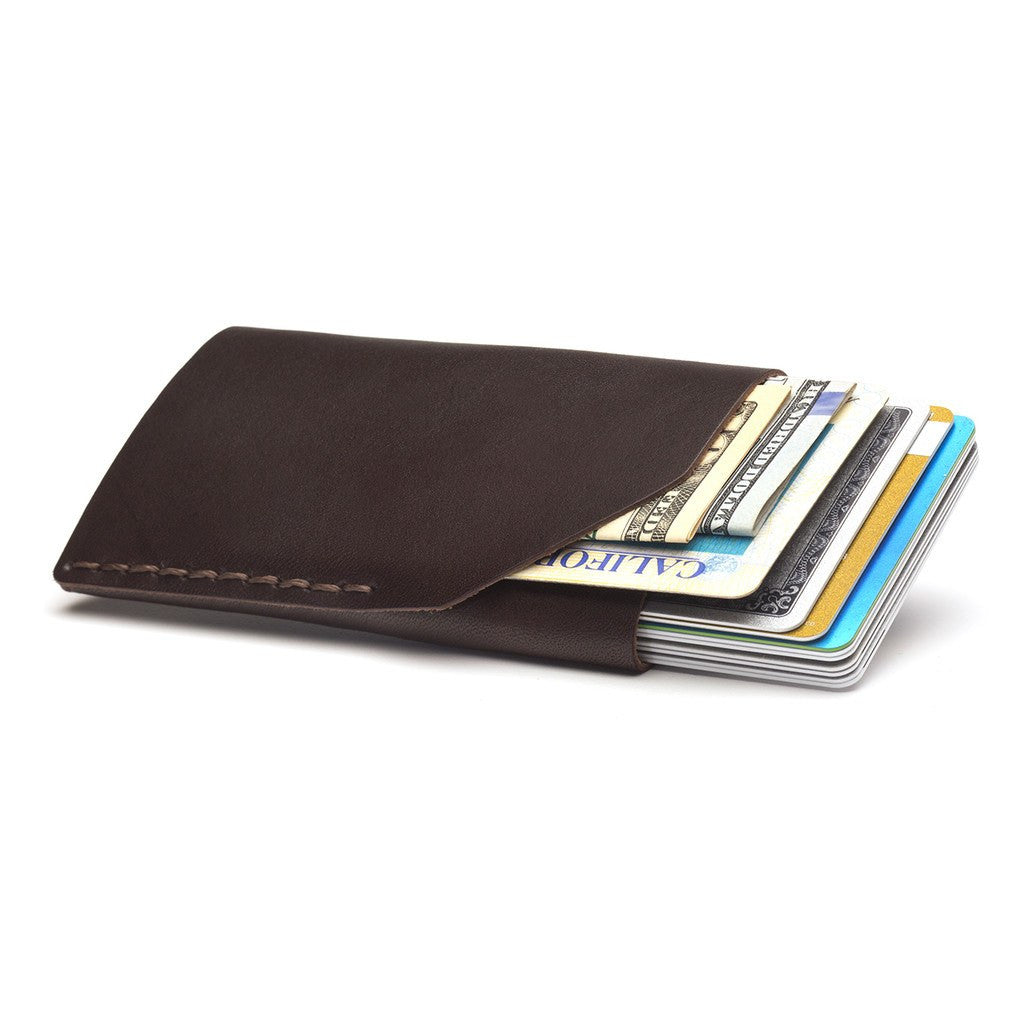 Ezra Arthur No. 2 Wallet | Brown CW221