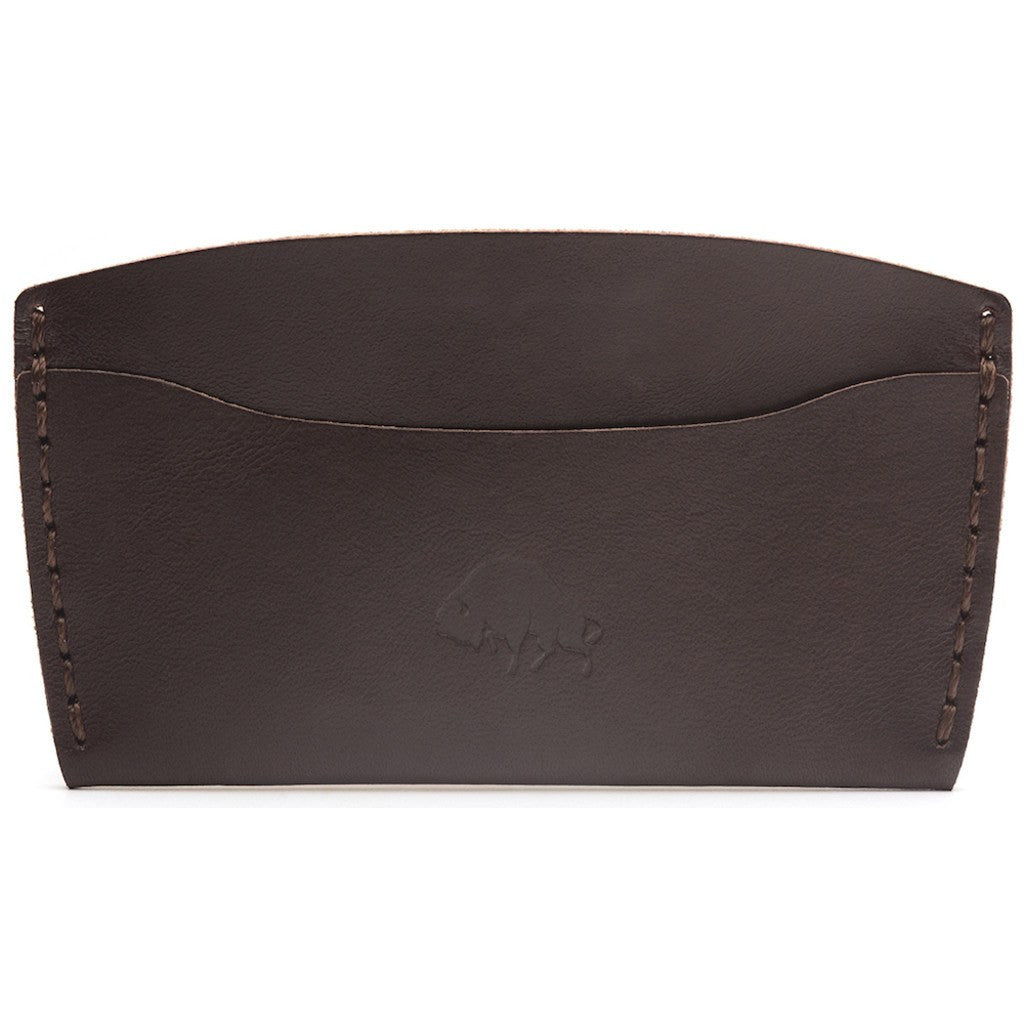 Ezra Arthur No. 3 Wallet | Brown CW321