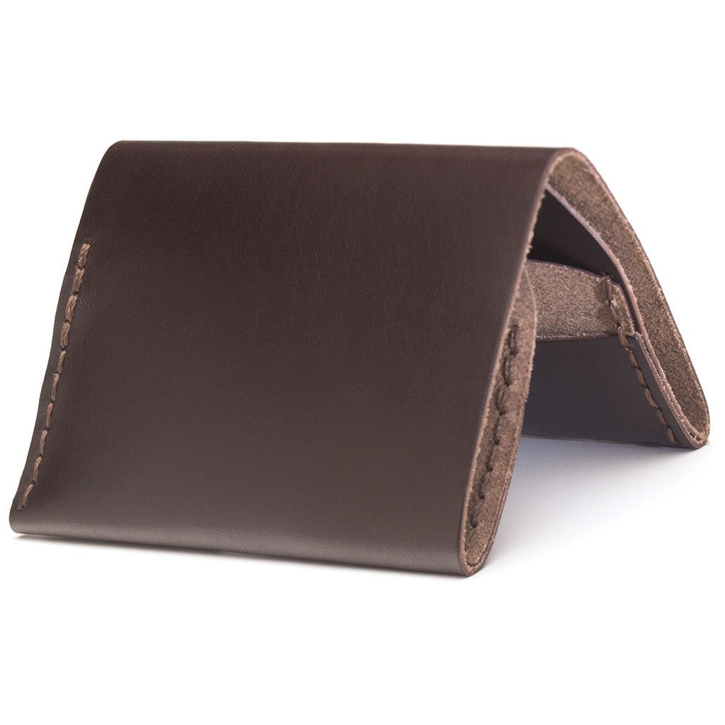 Ezra Arthur No. 4 Wallet | Brown CW421
