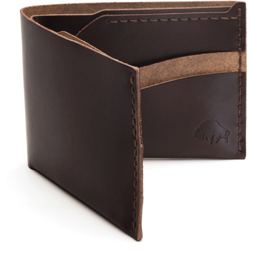 Ezra Arthur No. 6 Wallet | Brown CW621
