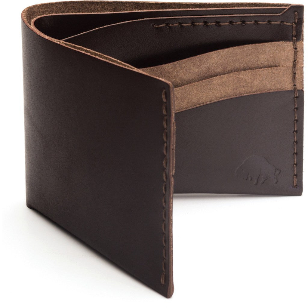 Ezra Arthur No. 8 Wallet | Brown CW821