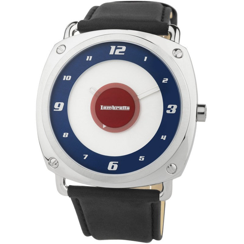 Lambretta Brunori Watch | Leather Target 2074TAR