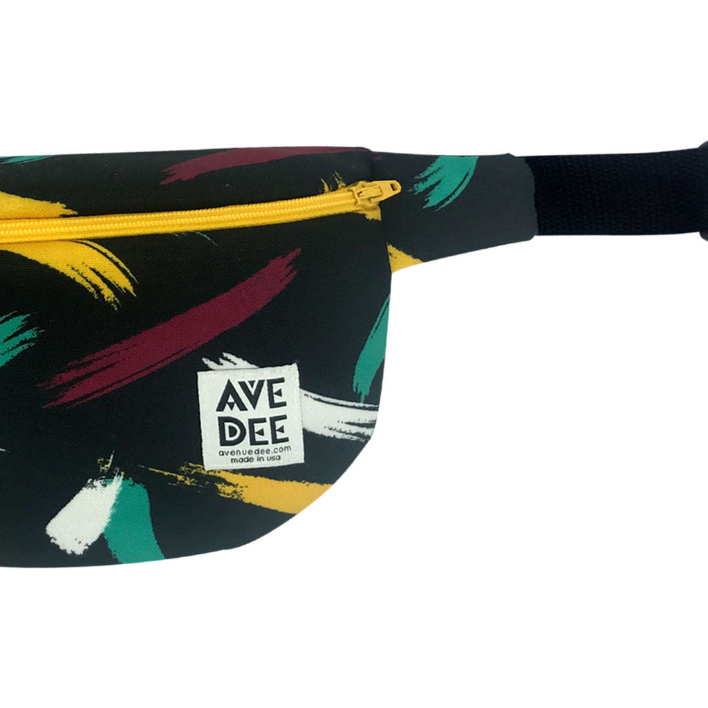 Avenue Dee Fanny Pack | Brushy Boo- 10075