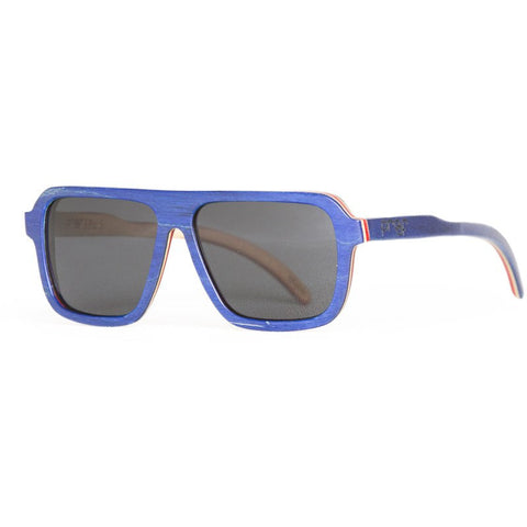 Proof Bud Skate Sunglasses | Blue Polarized Lens