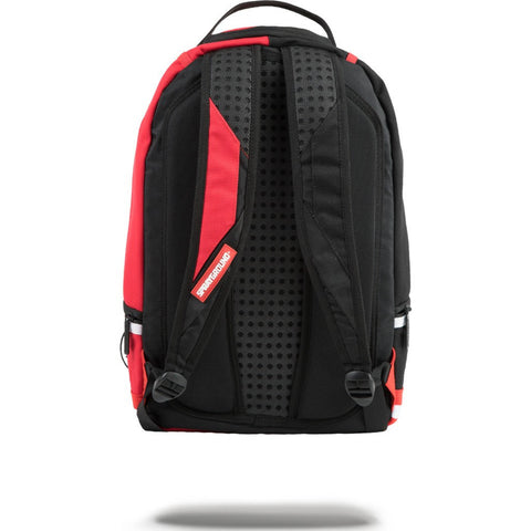 Sprayground Chicago Bulls Split Backpack | Black/Red 9100B908Nsz