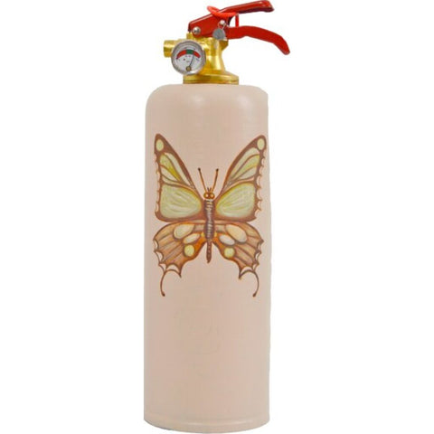 Safe-T Designer Fire Extinguisher | Butterfly