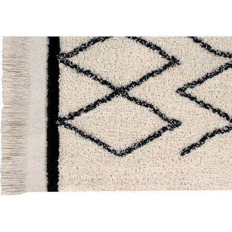 Lorena Canals Bereber Crisscross Washable Rug