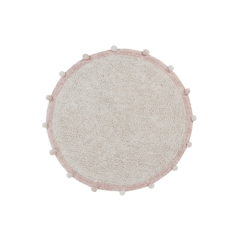 Lorena Canals Bubbly Washable Rug | Round
