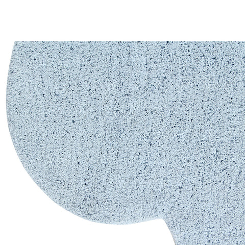 Lorena Canals Puffy Dream Washable Rug | Blue