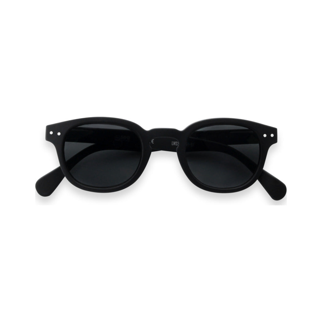 IZIPIZI Rx Sunglass Readers C-Frame | Black
