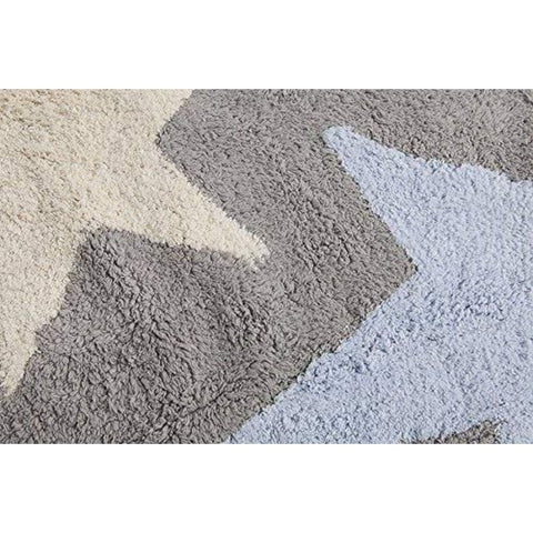 Lorena Canals Three Stars Washable Rug