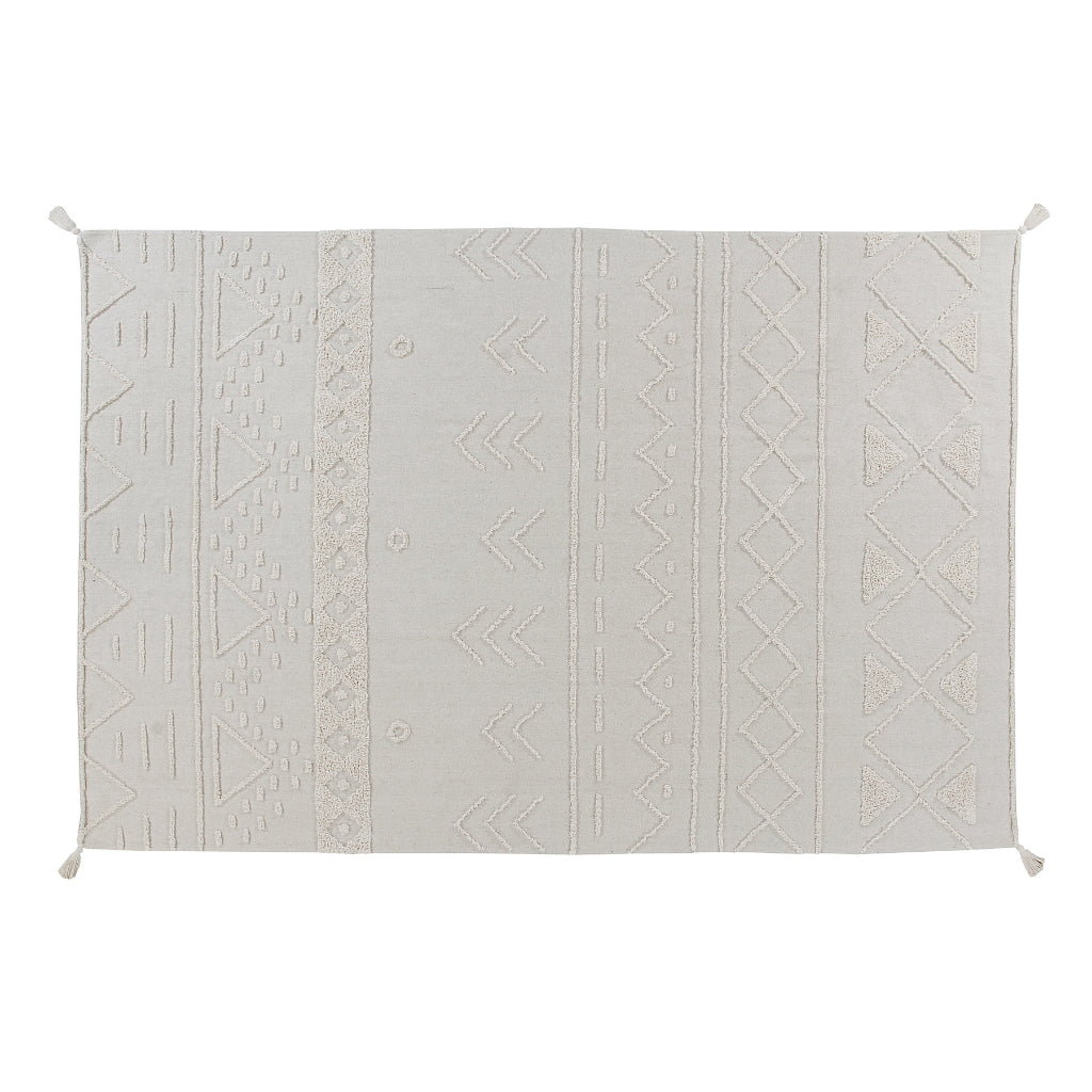 Lorena Canals Tribu Washable Rug | Natural