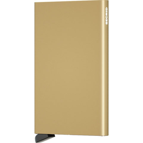 Secrid Card Protector | Gold C-gold