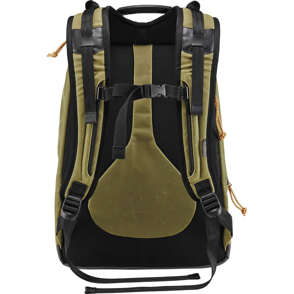 Nixon John John Florence Camera Backpack | Olive C1932 333-00