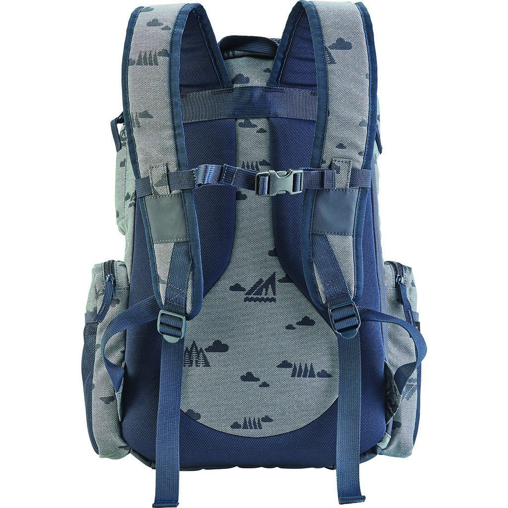 Nixon Waterlock II Backpack | Gray / Navy C1952-151-00