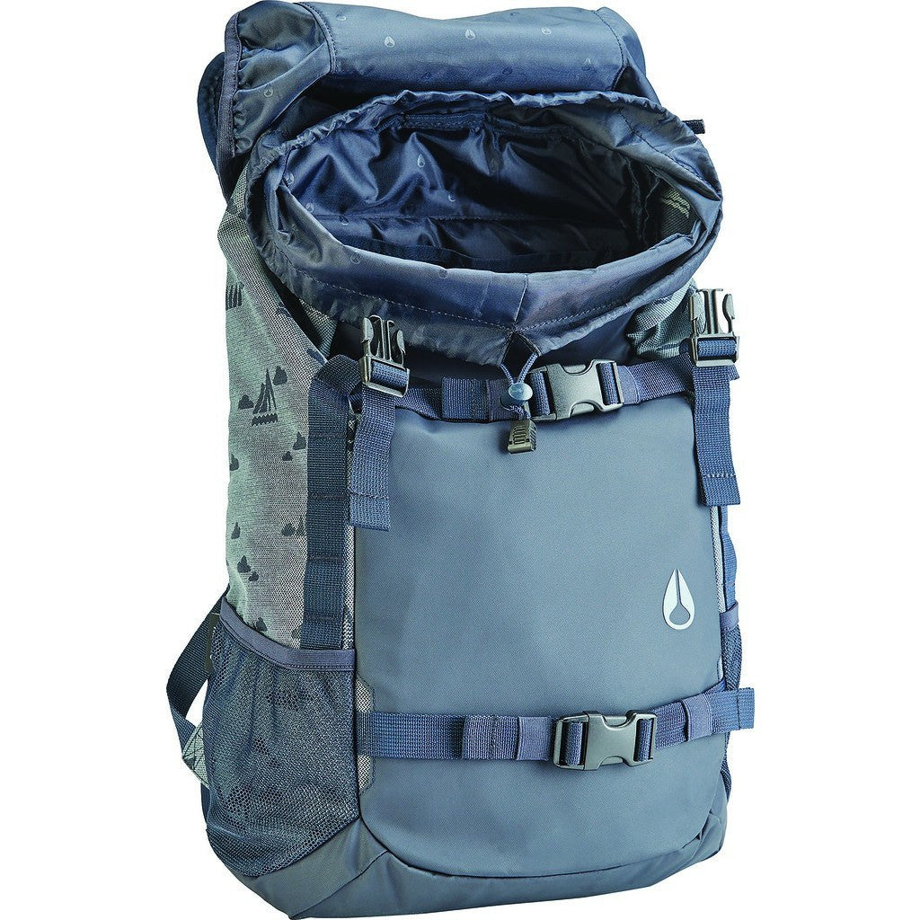 Nixon Landlock II Backpack | Gray/Navy C1953 151-00