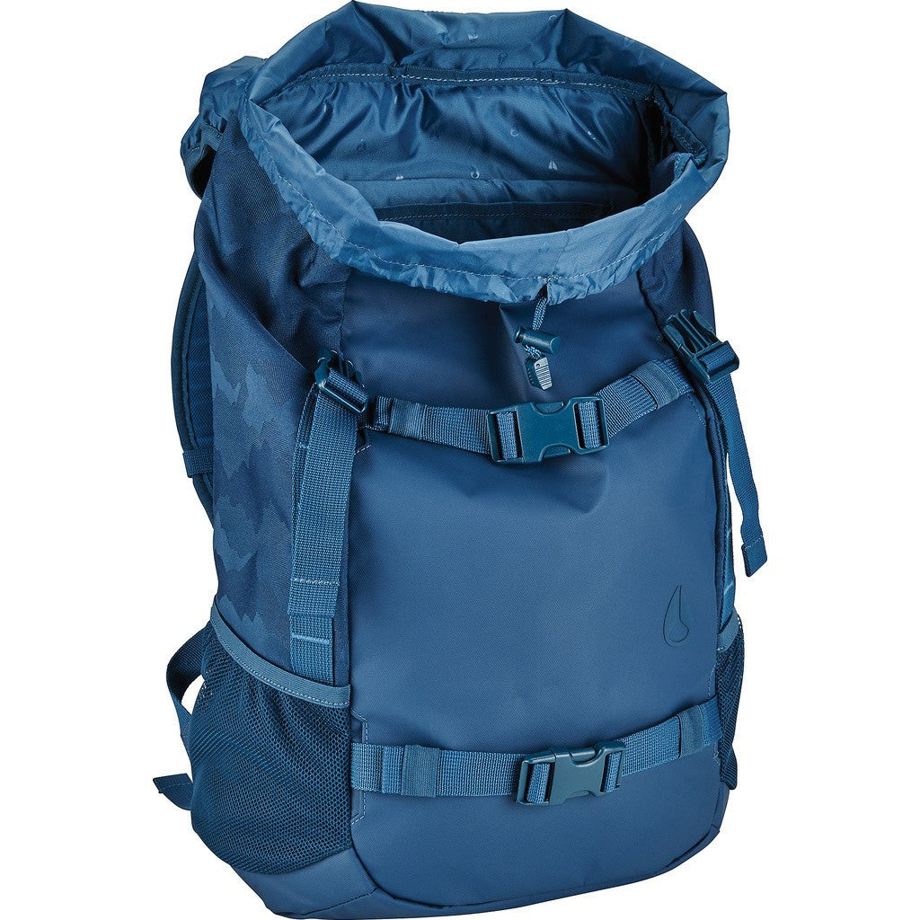Nixon Landlock II Backpack | Moroccan Blue
