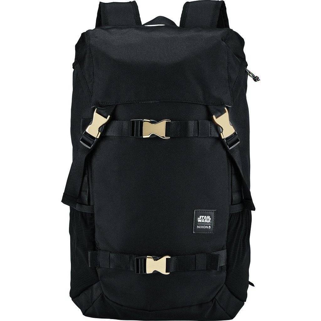 Nixon x Star Wars Landlock Backpack | C-3P0 Black / Gold C1953SW 2382-00