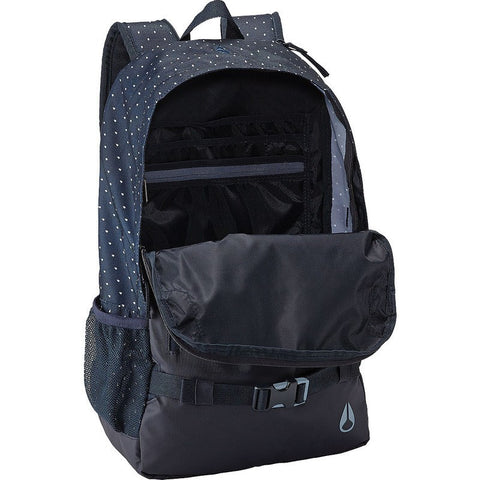 Nixon Smith Skatepack II Backpack | Navy
