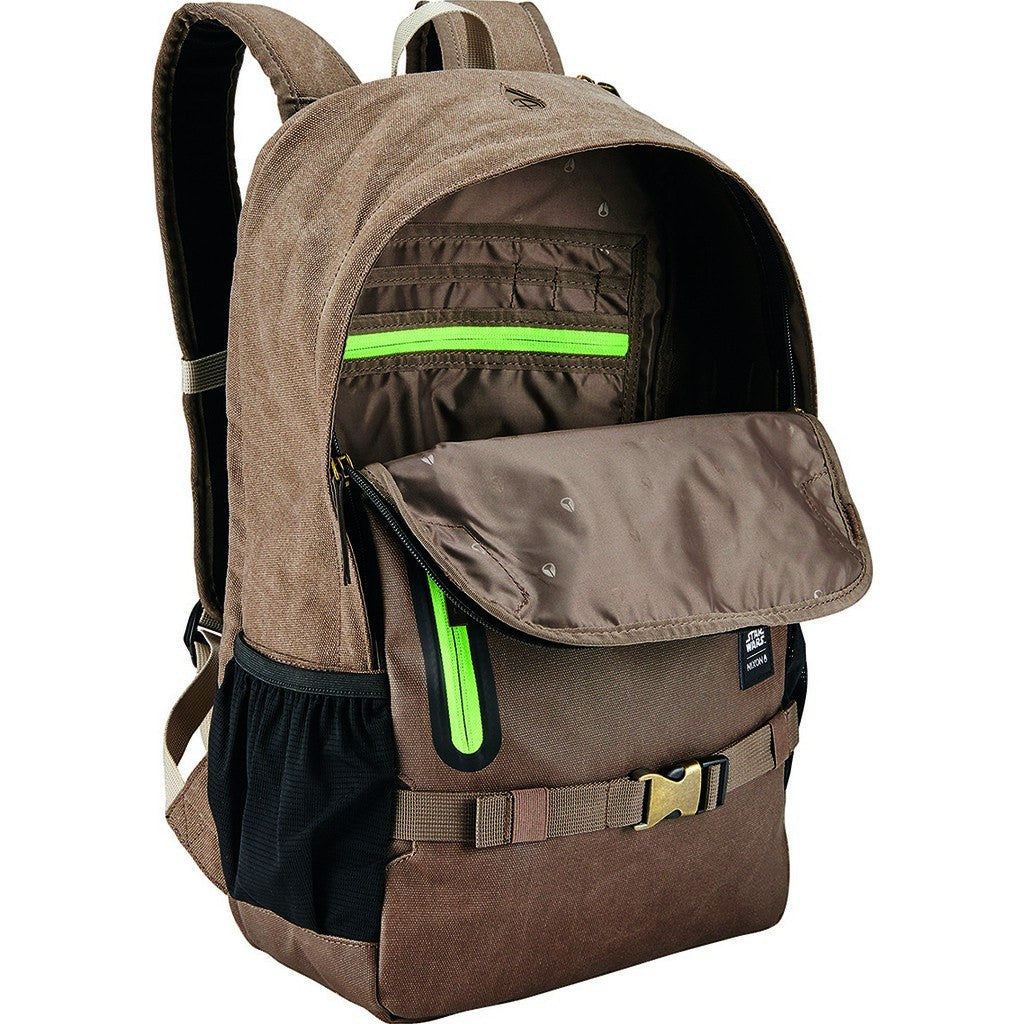Nixon x Star Wars Smith Backpack | Jedi Brown C1954SW-2381-02