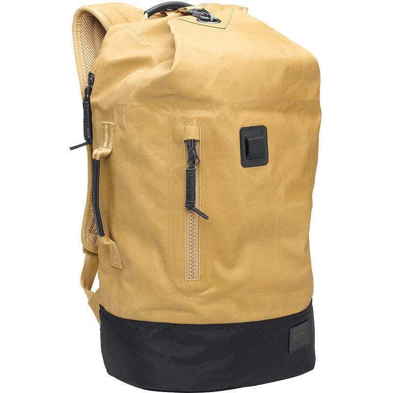 Nixon Origami Backpack | Khaki / Black