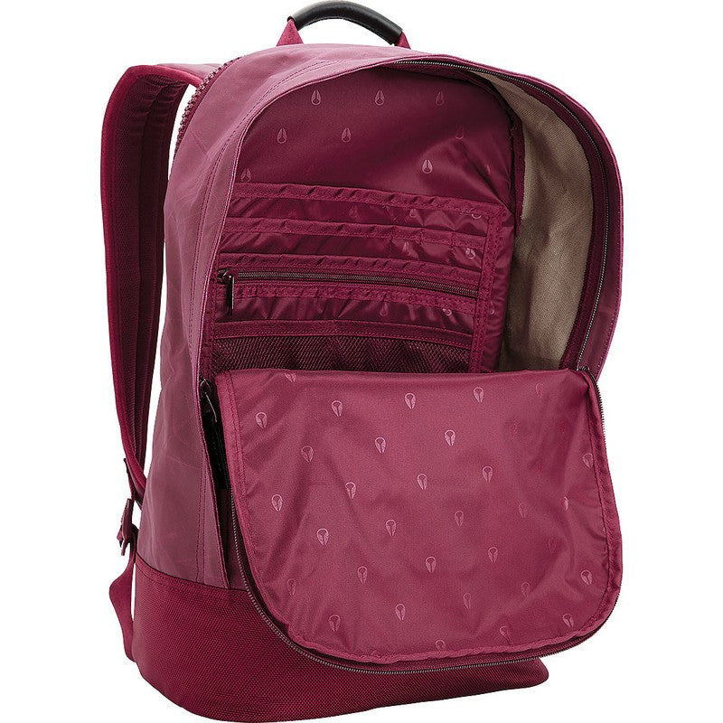 Nixon Base Backpack | Burgundy C2185-234-00