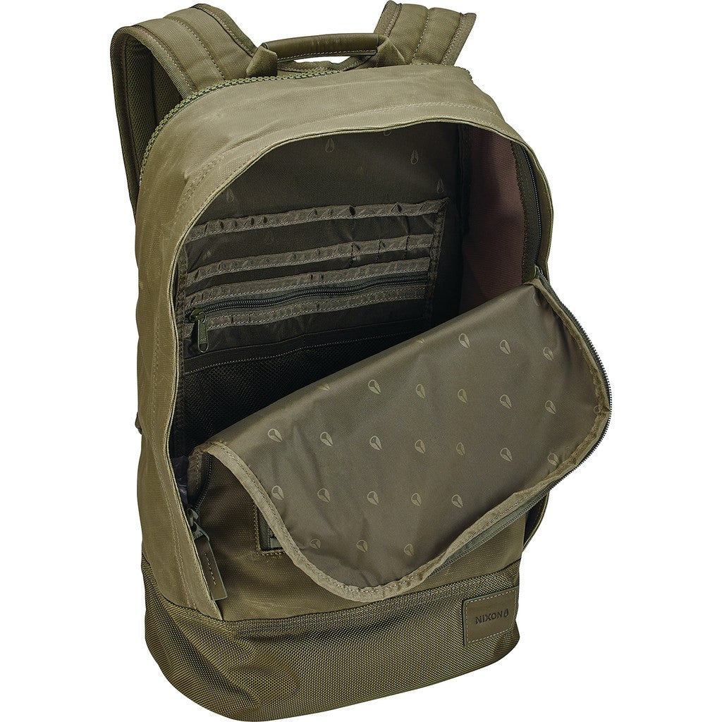 Nixon Base Backpack | Olive C2185-333-00