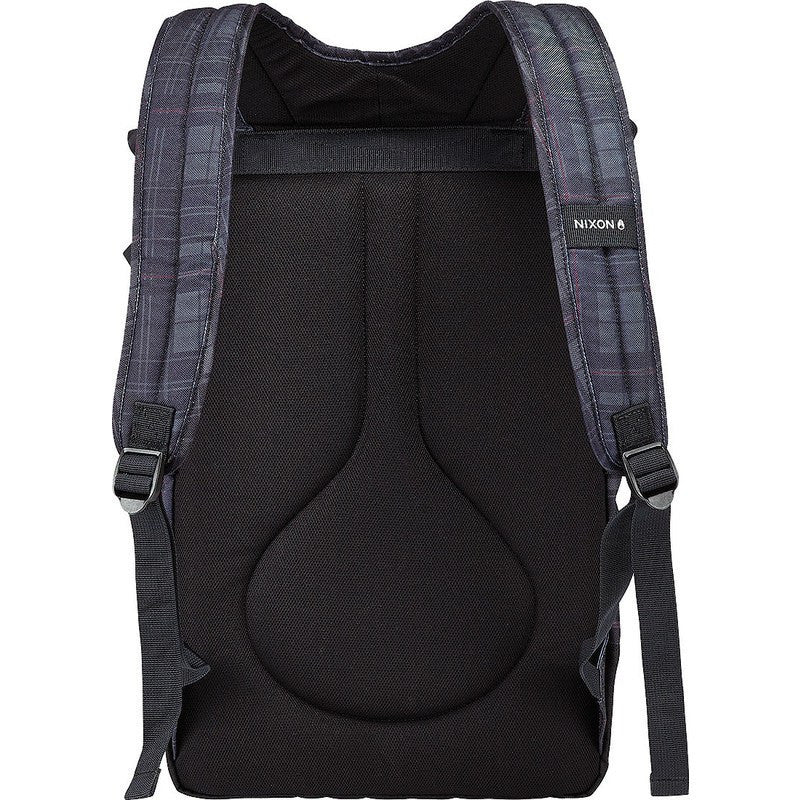 Nixon Swamis Rolltop Backpack | Black / Gray