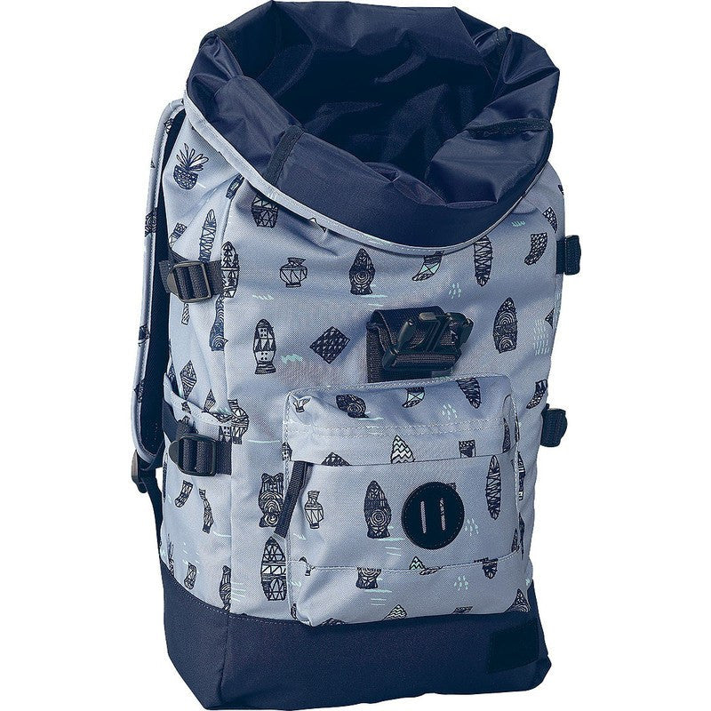 Nixon Swamis Rolltop Backpack | Blue