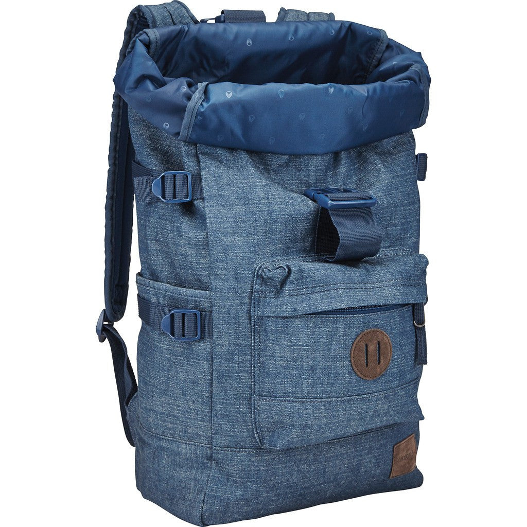 Nixon Swamis Rolltop Backpack | Denim C2187-301-00